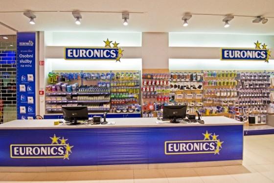 Prodejna Euronics