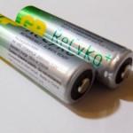 Nakupujte zařízení na standardní baterie