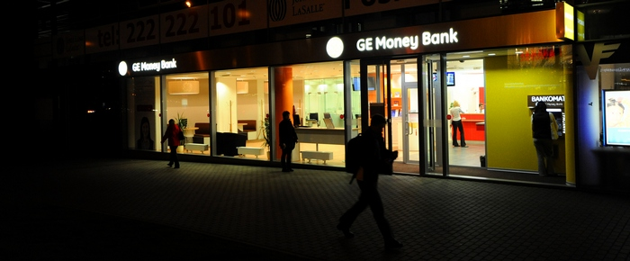 Pobočka GE Money Bank