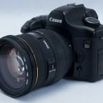 Canon vyrobil už 80 milionů fotoaparátů EOS s výměnnými objektivy