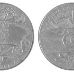 ČNB vydává pamětní minci, která připomene 100 let od založení Československé národní rady