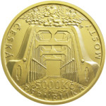 Na zlatých mincích ČNB budou hrady