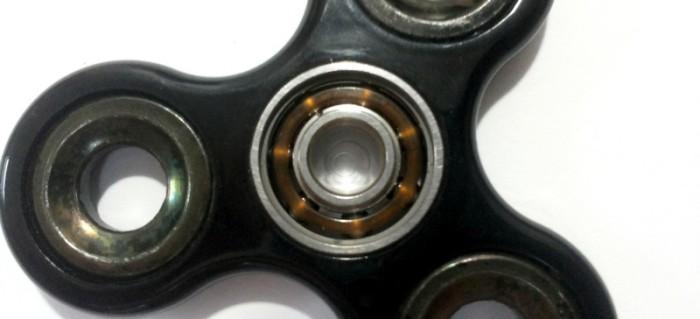 Fidget Spinner - ložisko