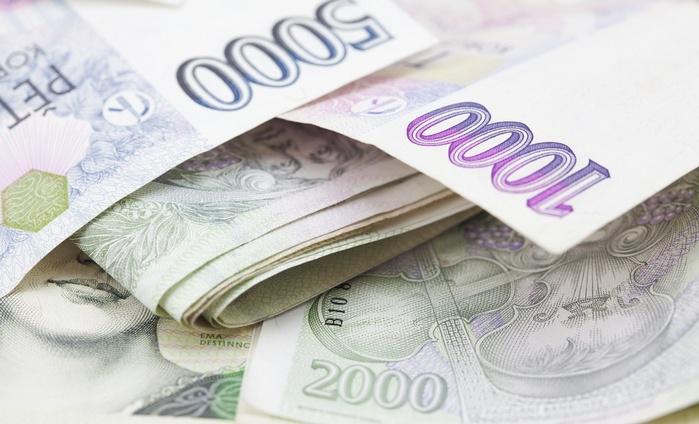 peníze - půjčky